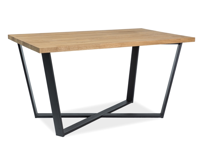 Стол обеденный Signal Marcello | Дуб / 90х150