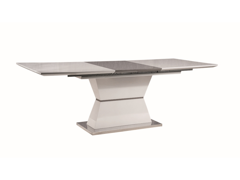 Стол Signal Muskat | Белый / Серый