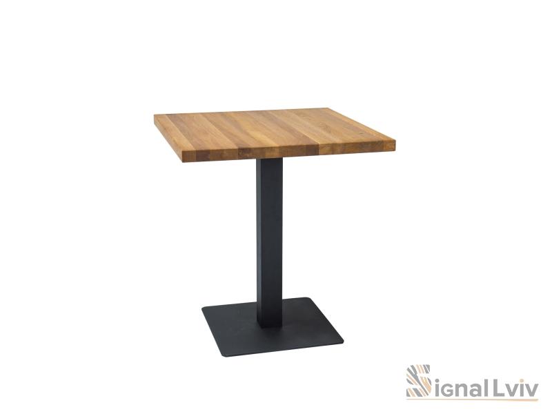 Стол обеденный Signal Puro 80x80 / шпон
