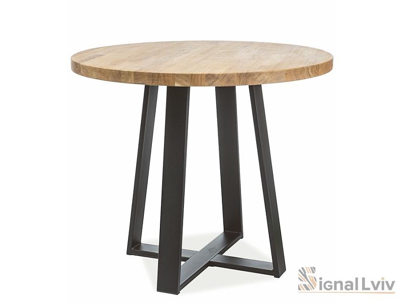 Деревянный стол Vasco 80 фабрика Signal