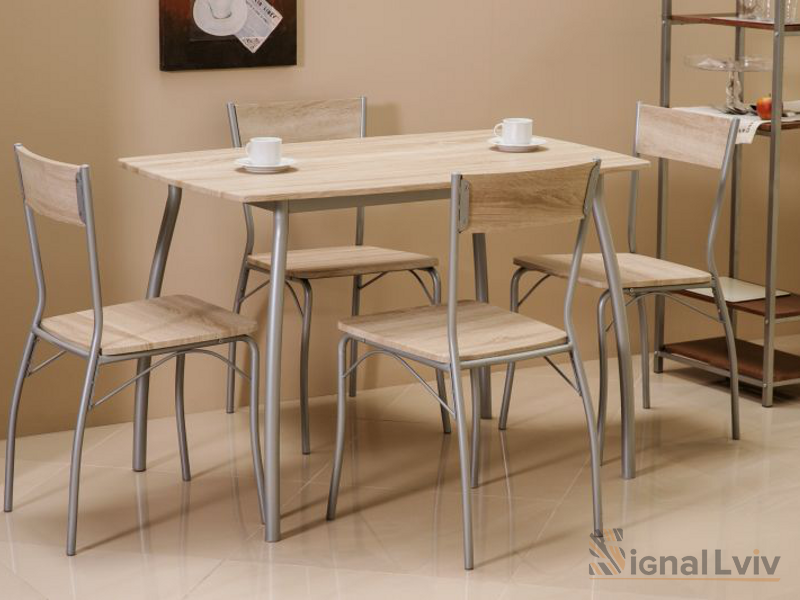 Набор столовой мебели Modus Signal дуб сонома