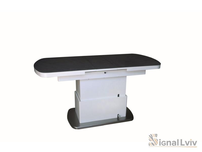 Стол трансформер Signal Megara II | Серый