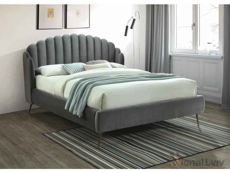 Кровать Calabria 160 Velvet Signal