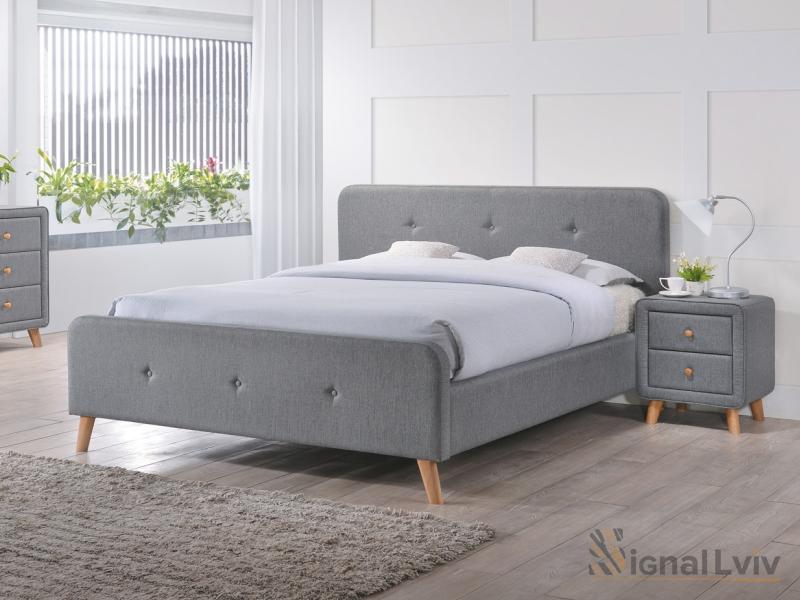 Кровать Malmo 140х200 фабрика Signal