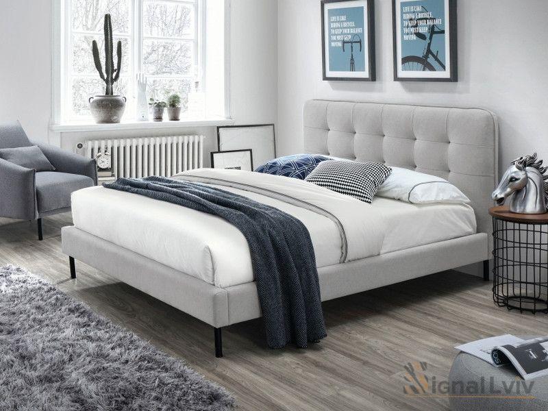 Кровать Signal SALLY (серый) 160/200