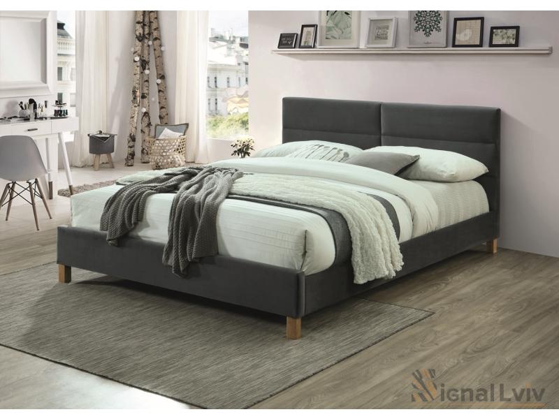 Кровать Sierra 160 Velvet Signal