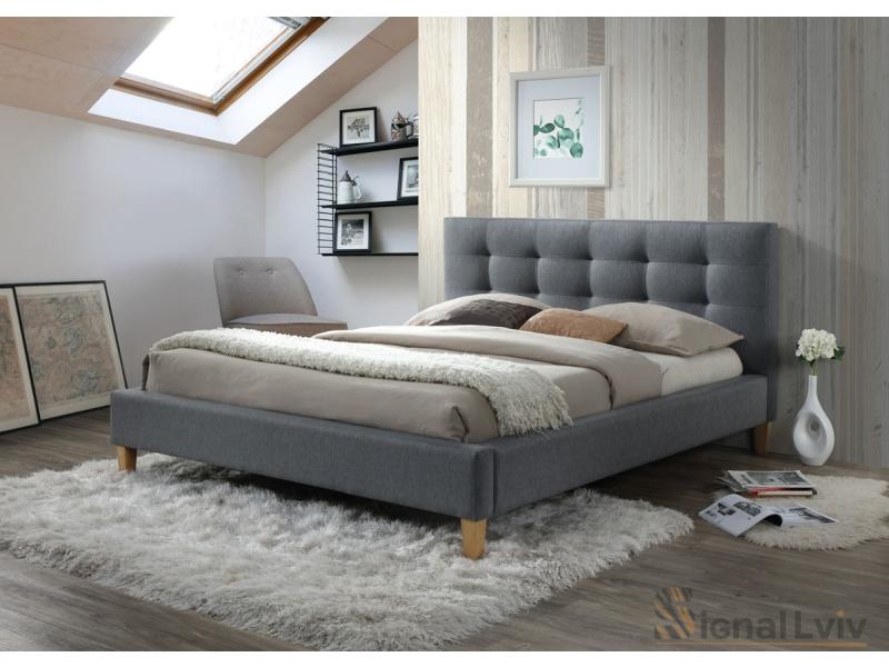 Кровать Texas 180 x 200 Серый