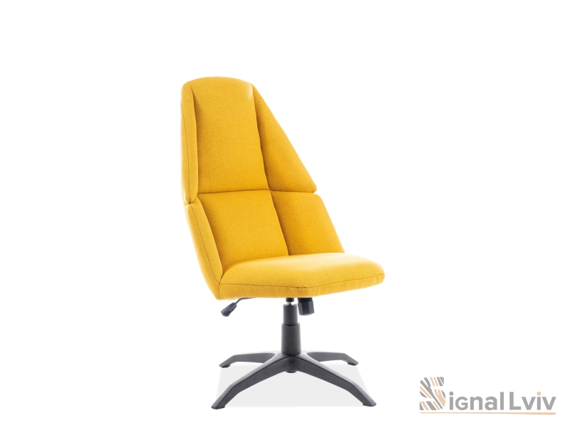Кресло офисное Protos Signal желтый