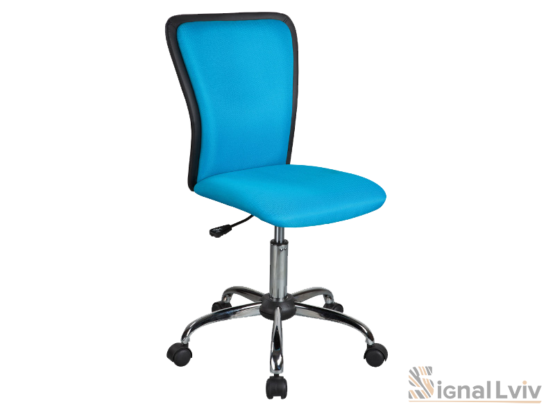 Кресло офисное Q-099 фабрика Signal (синий)