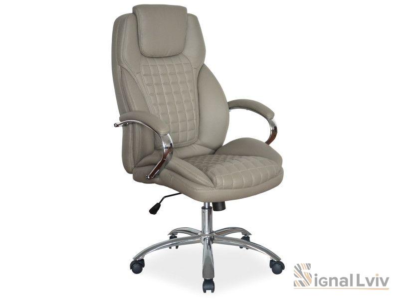 Кресло поворотное Signal Q-151 | Серый