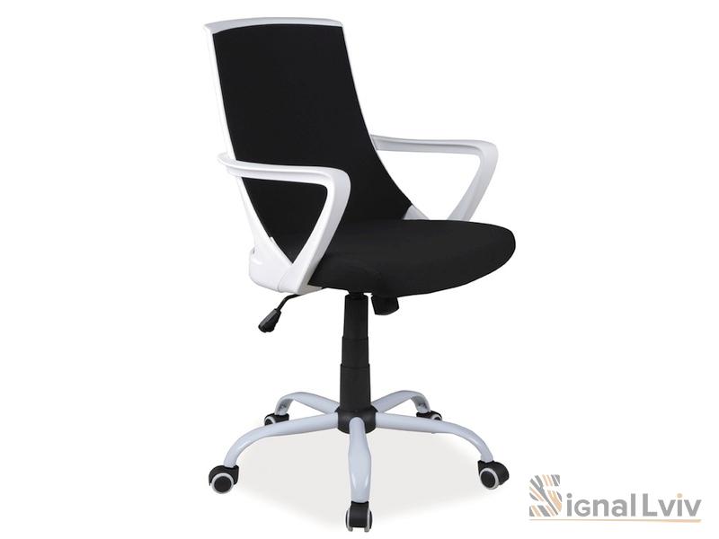 Кресло офисное Q-248 фабрика Signal (черный)