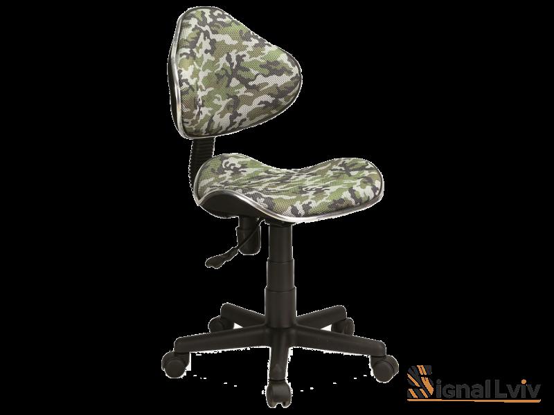 Кресло офисное Q-G2 ткань фабрика Signal (камуфляж)