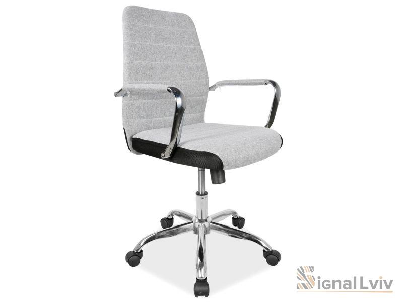 Офисное кресло Q-M3 серый