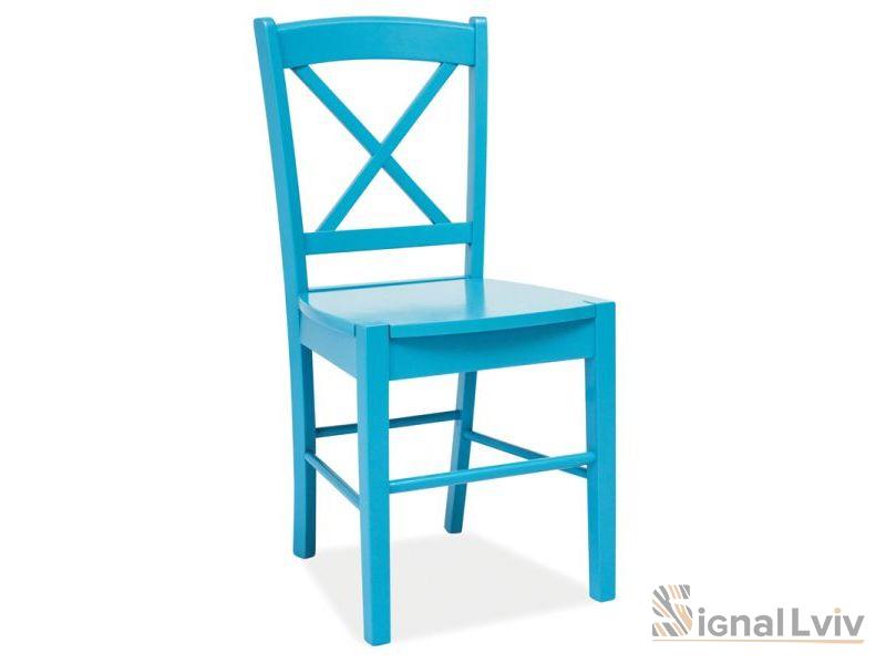Кресло CD-56 фабрика Signal цвет синий