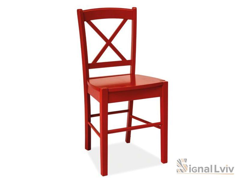 Кресло CD-56 фабрика Signal цвет красный