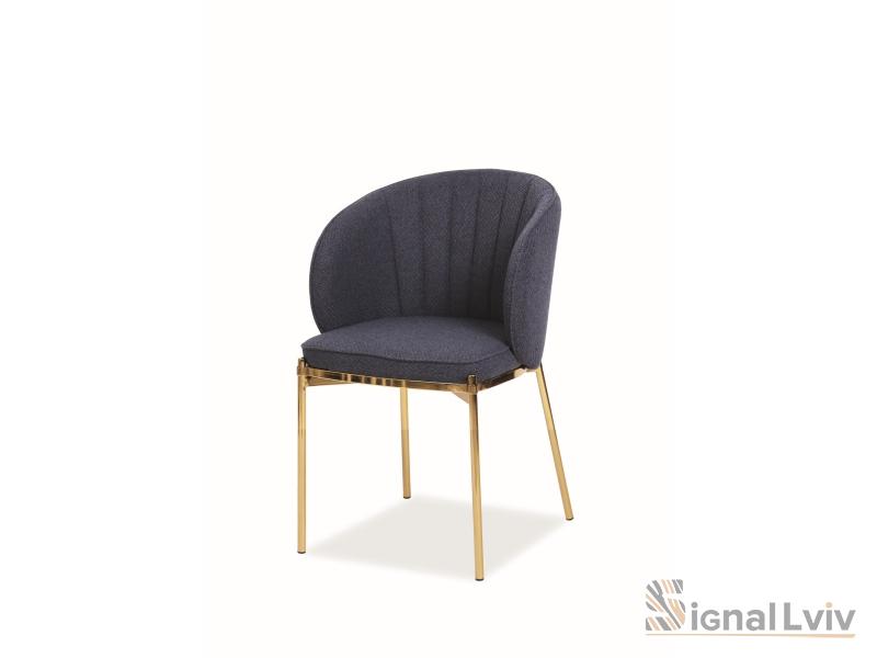 Кресло Prado Signal цвет темно-синий
