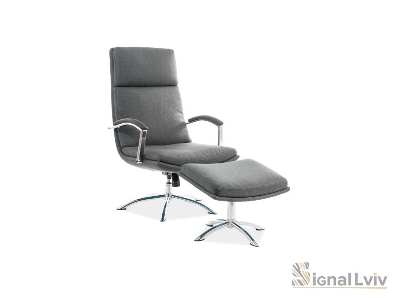 Кресло Jefferson Signal цвет серый