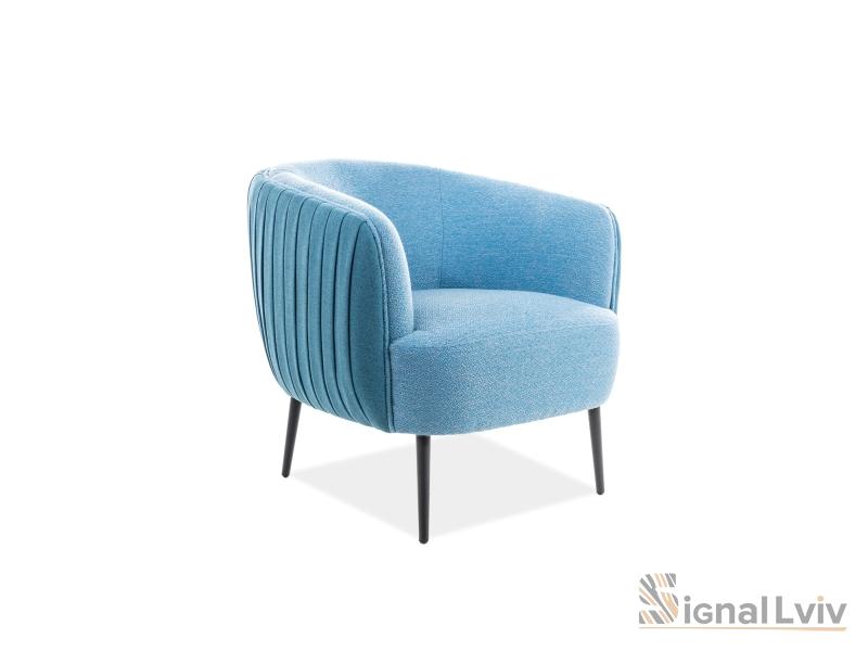 Кресло Lenox 1 Signal цвет синий