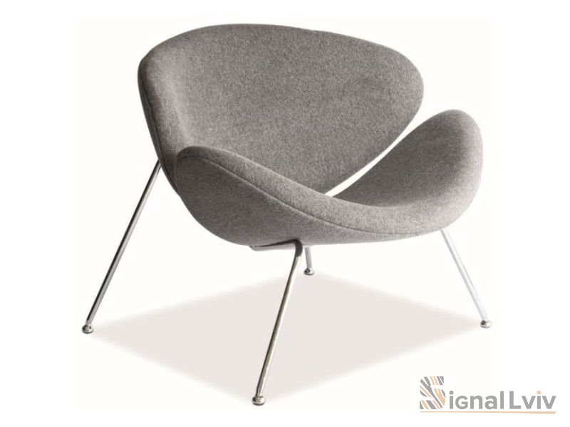 Кресло Major фабрика Signal цвет серый