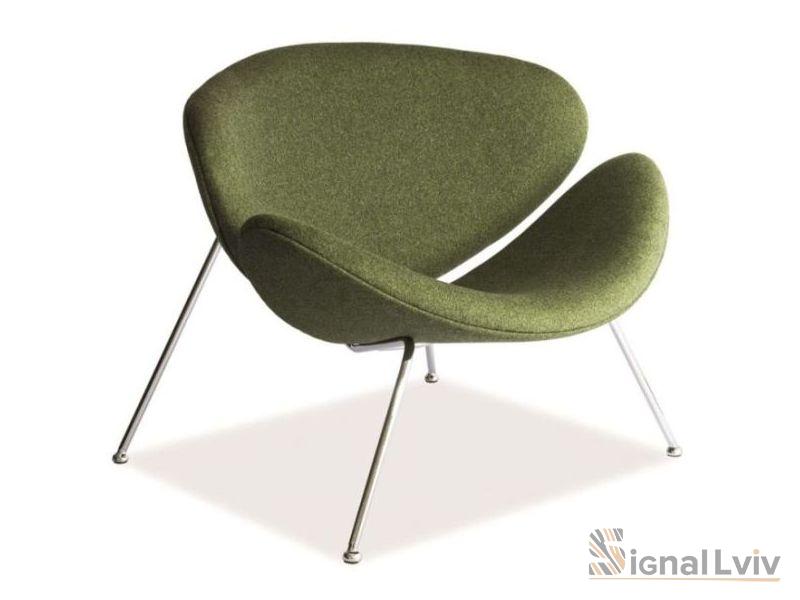 Кресло Major фабрика Signal цвет зеленый
