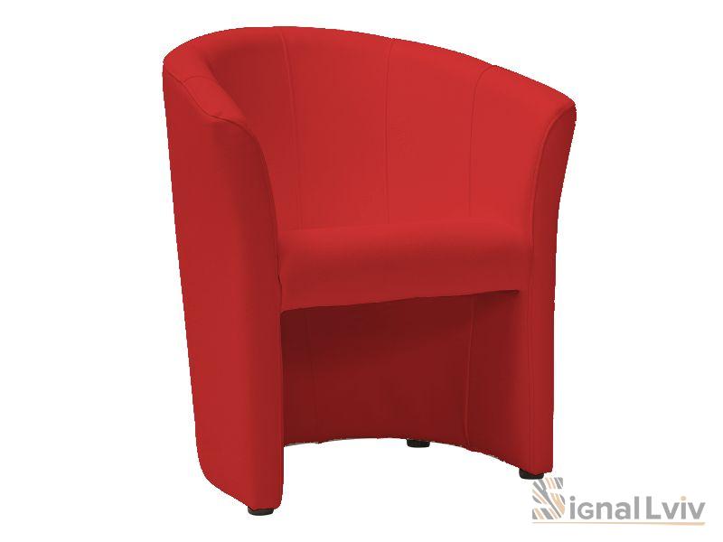 Кресло TM-1 фабрика Signal цвет красный