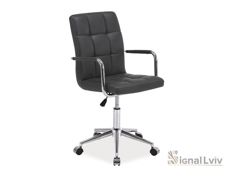 Кресло поворотное Signal Q-022 | Темно-серый