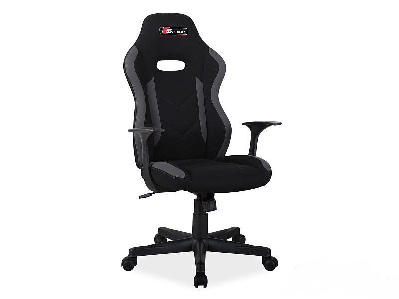 Офисное кресло Rapid фабрика Signal (серый/черный)