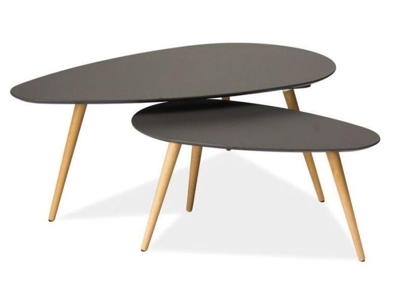 Комплект из 2 столов Nolan B