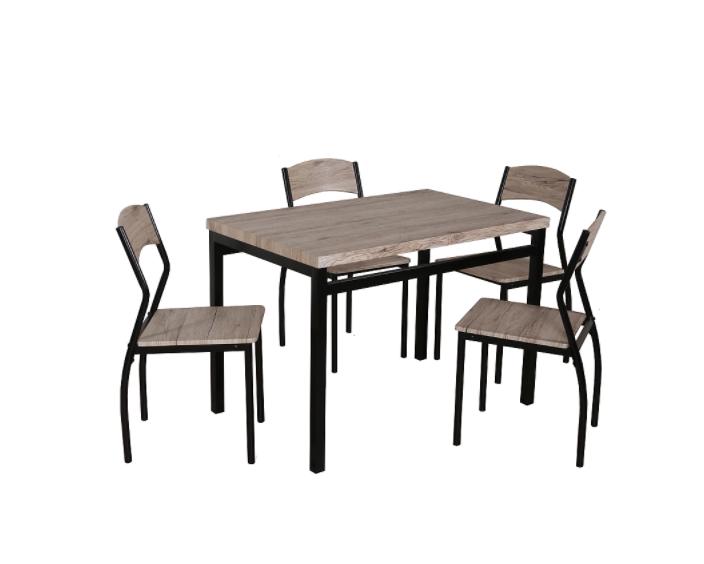 Набор столовой мебели Astro Signal дуб/черный