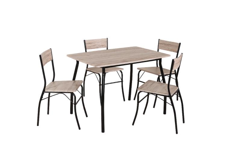 Набор столовой мебели Modus Signal дуб/черный