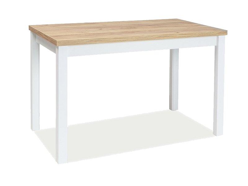 Стол деревянный Adam 68x120 цвет дуб