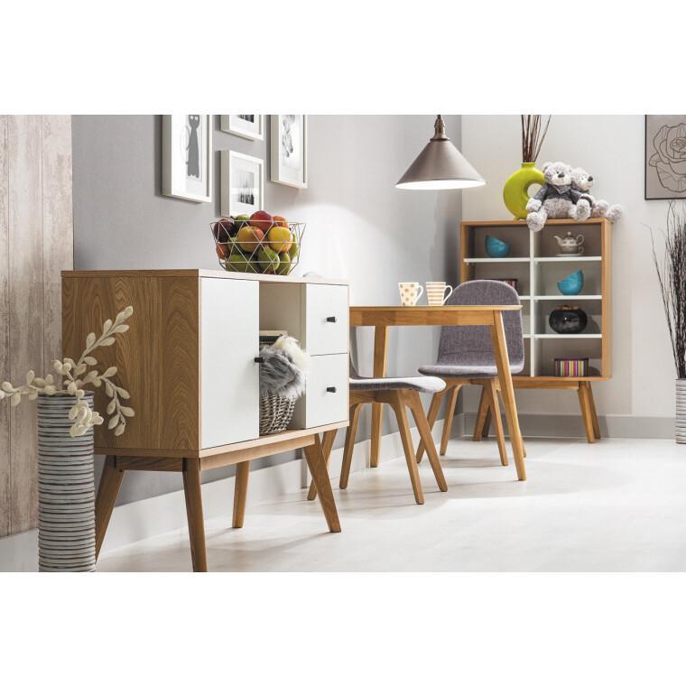 Стол раскладной деревянный 120х75 Felicio